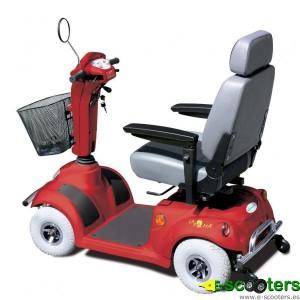 Scooter eléctrico Im La Palma
