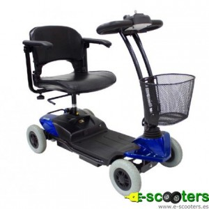 Scooter eléctrico Im Madeira